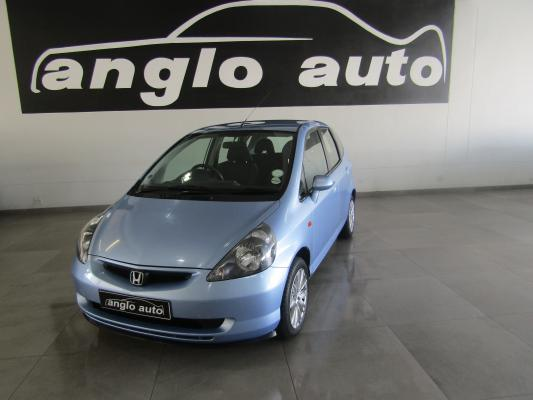 """2004 HONDA JAZZ 1.3 AUTOMATIC """"ONE OWNER SINCE NEW""""   Anglo Auto"""